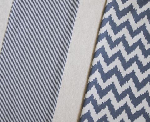 Geometric Jacquard Fabrics