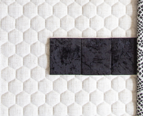 Quilted Cremona Natural Collection